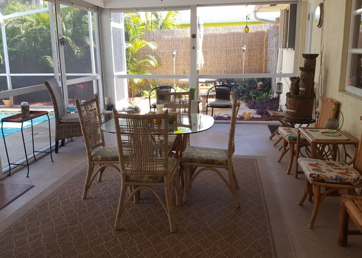 Lovely, Loaded, & Private 2-Bedroom Tropical Suite with HEATED Pool & Hot Tub!! #10