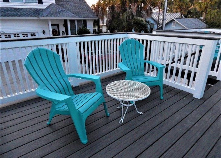 View of Back Deck