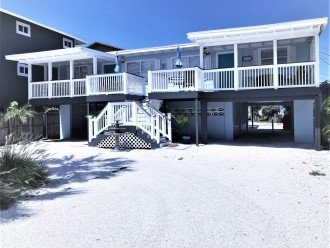 Newly-Renovated, Gulf Beach-Side, Awesome Cottage! Oct Nov & Dec Avail. #1