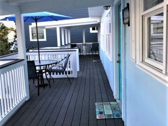 View of Front Deck