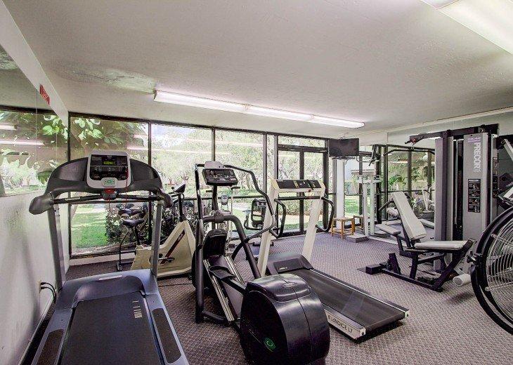 Bayside Exercise Room