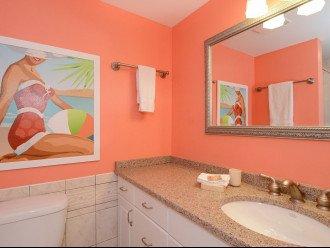 3 Piece Main Bathroom with Shower
