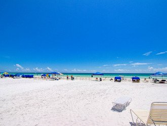 Awesome Siesta key Beach with White Quartz Sand