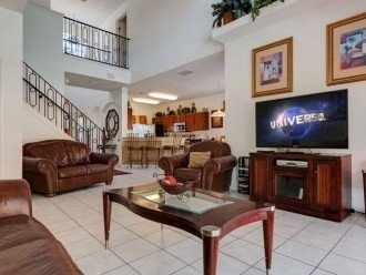 Stunning 6 BR/6 BA Pool and A/C Games Room Villa #1