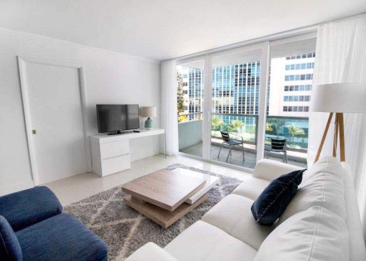 Miami Beach 6 Guests 2 Bedroom Suite(1) #7