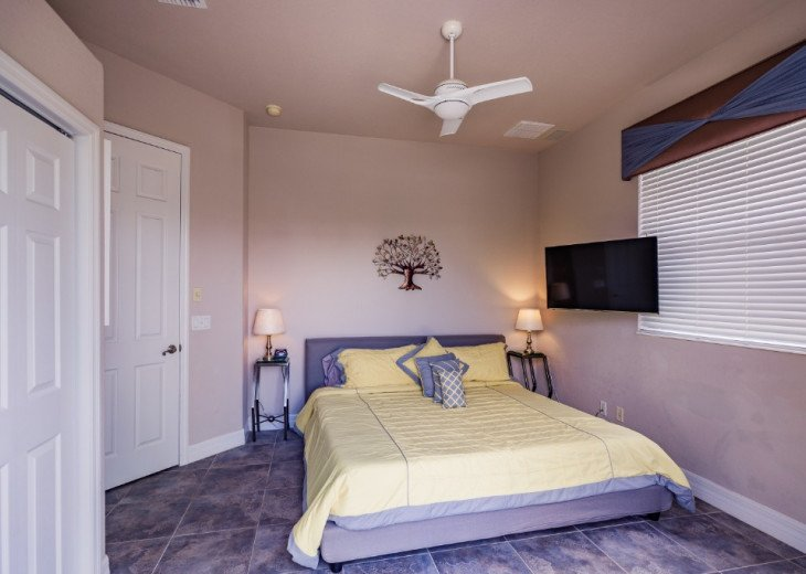 Pool Bedroom
