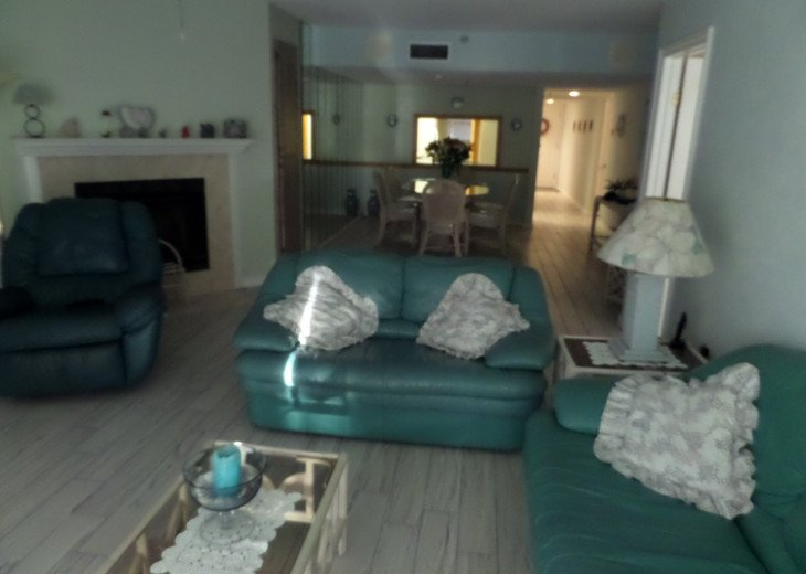 Indian Shores-Penthouse Condo Direct on Beach #12