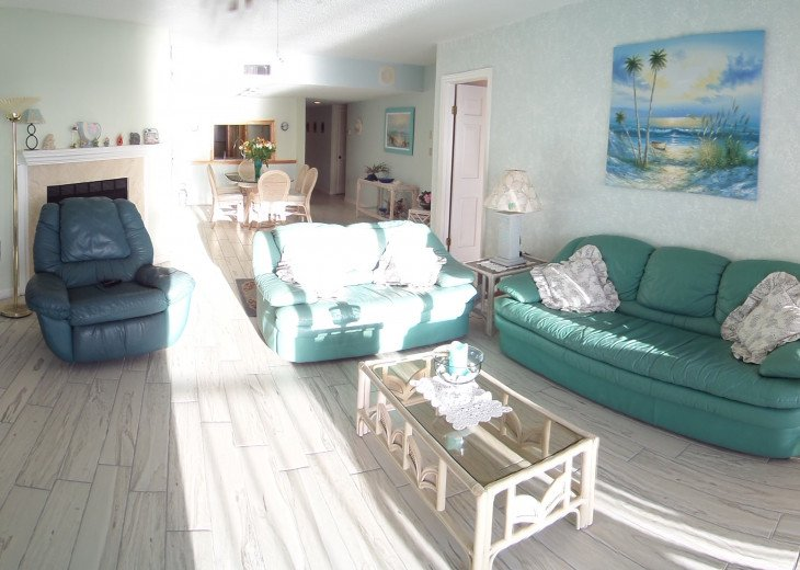 Indian Shores-Penthouse Condo Direct on Beach #8