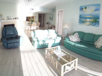 Indian Shores-Penthouse Condo Direct on Beach #1