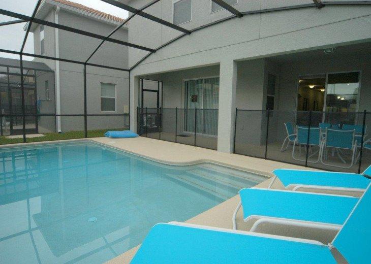 86468 6-Bedroom Pool Home, Resort Amenities. #3