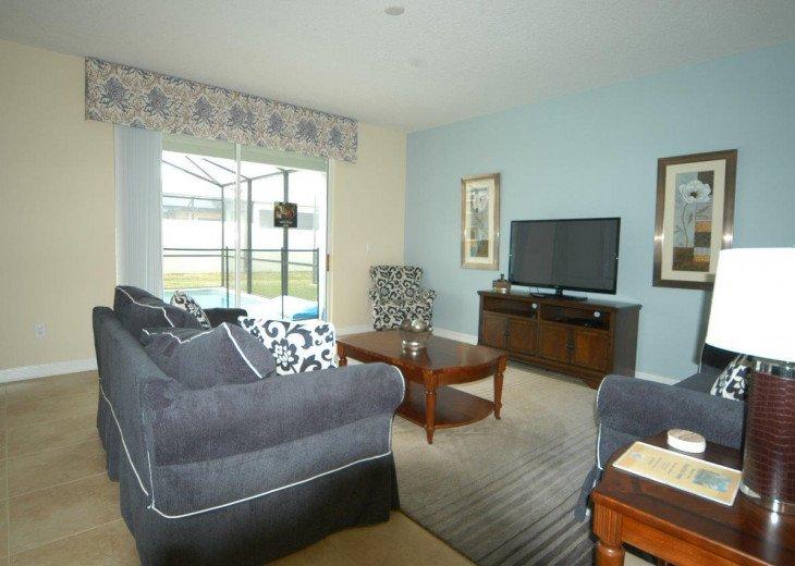 86468 6-Bedroom Pool Home, Resort Amenities. #5