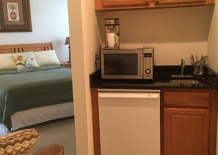 This B unit is a studio Apartment,Security guard, Gated Community, resort pool. #29