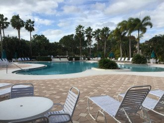 This B unit is a studio Apartment,Security guard, Gated Community, resort pool. #1