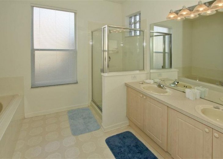 Tropical Palms-Windsor Palms Resort Villa 3 Miles to Disney in Guarded Community #14