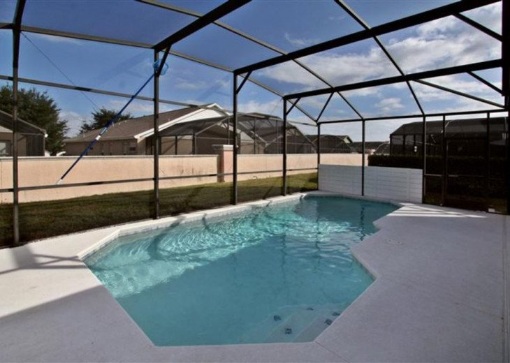 Tropical Palms-Windsor Palms Resort Villa 3 Miles to Disney in Guarded Community #5