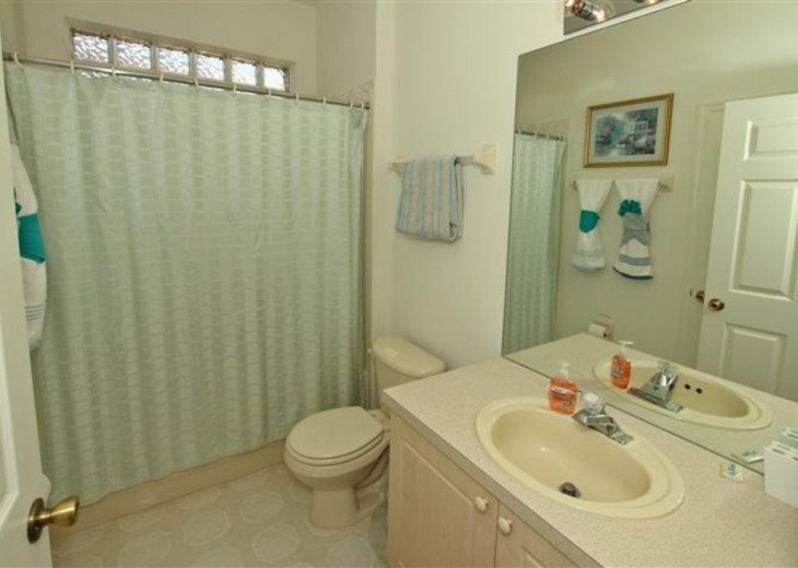 Tropical Palms-Windsor Palms Resort Villa 3 Miles to Disney in Guarded Community #18