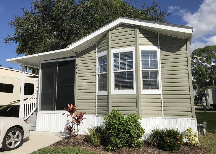 Marvelous 1 Bedroom Mobile Home Rental In Sarasota Fl 2016 Park Download Free Architecture Designs Parabritishbridgeorg