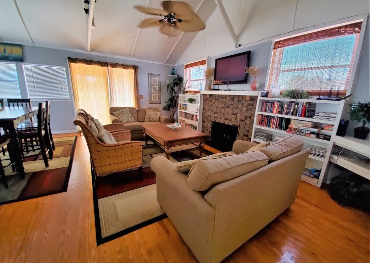 Oceanfront Cocoa Beach Cottage with Pool & Private Beach Access, Sleeps 10 #4