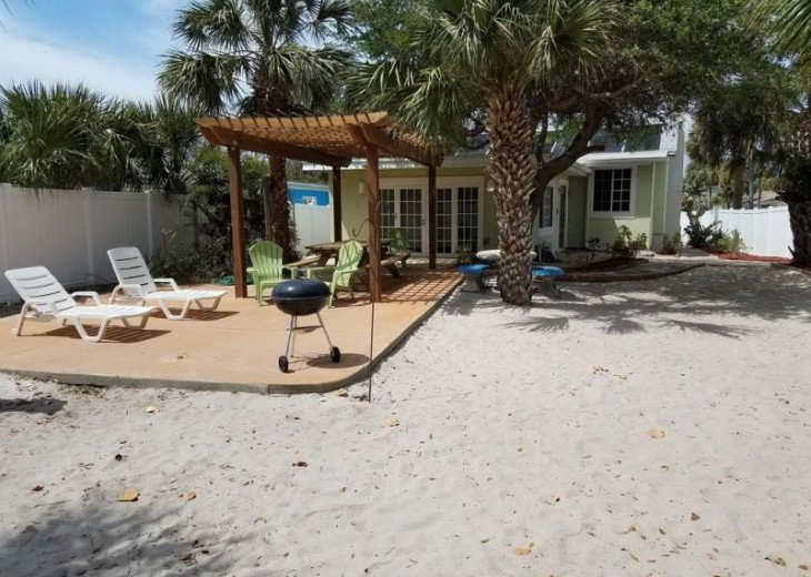 Oceanfront Cocoa Beach Cottage with Pool & Private Beach Access, Sleeps 10 #19