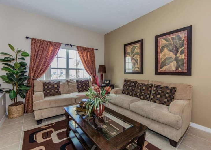 Luxury executive villa near Disney World in a gated community, WELCOME HOME #5