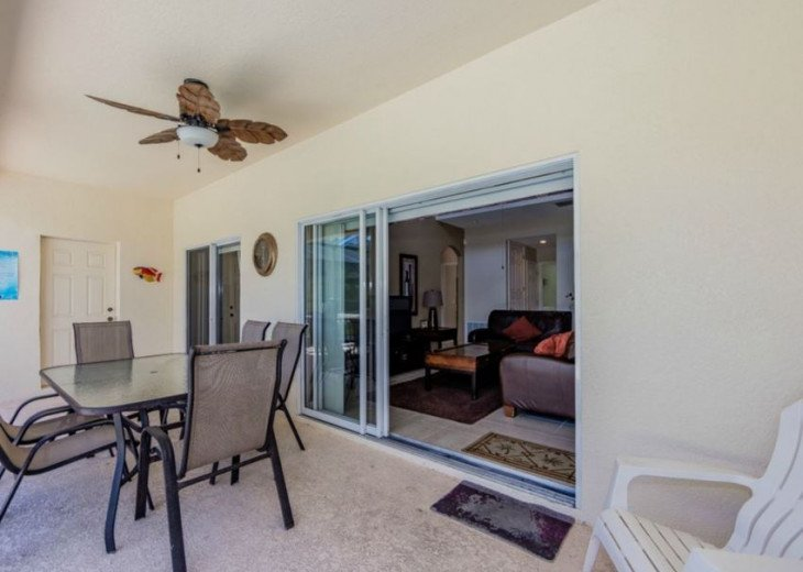 Luxury executive villa near Disney World in a gated community, WELCOME HOME #39