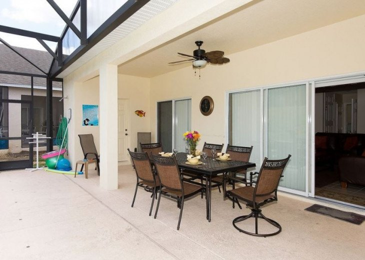 Luxury executive villa near Disney World in a gated community, WELCOME HOME #38