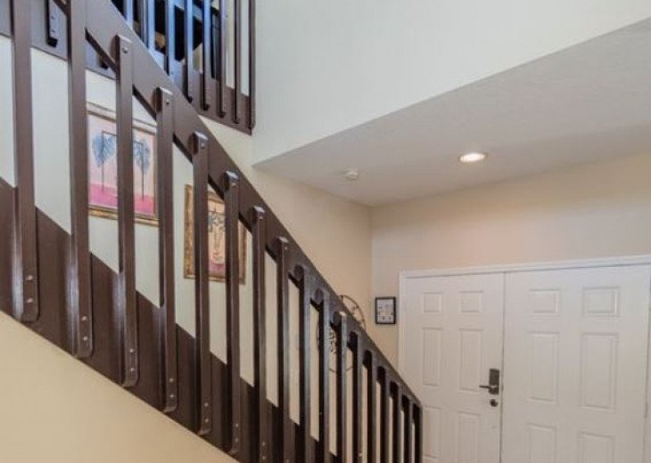 Luxury executive villa near Disney World in a gated community, WELCOME HOME #4