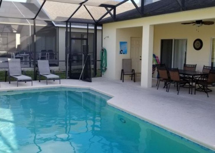 Luxury executive villa near Disney World in a gated community, WELCOME HOME #40
