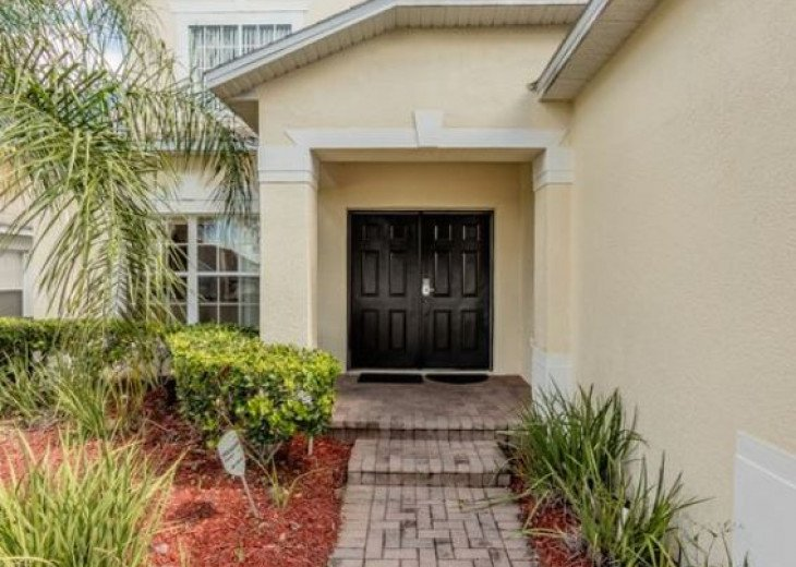 Luxury executive villa near Disney World in a gated community, WELCOME HOME #2