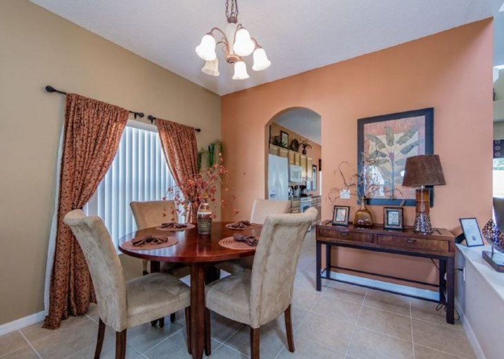Luxury executive villa near Disney World in a gated community, WELCOME HOME #6