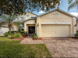 Luxury executive villa near Disney World in a gated community, WELCOME HOME #1