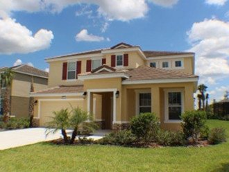 Solterra Resort - Modern 5 bed Villa, South Facing Pool, 10 mins from Disney, 5 #1