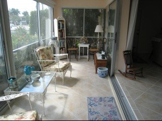 2- bedroom Old Naples prime location #1