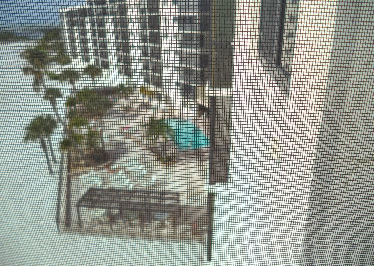 Oversize 5th Floor Corner Unit Directly On The Beach in Carlos Pointe 511 #4
