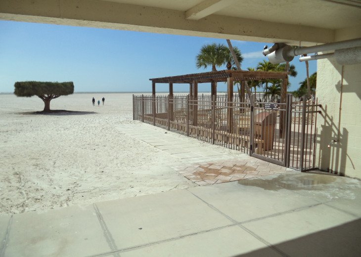 Oversize 5th Floor Corner Unit Directly On The Beach in Carlos Pointe 511 #22