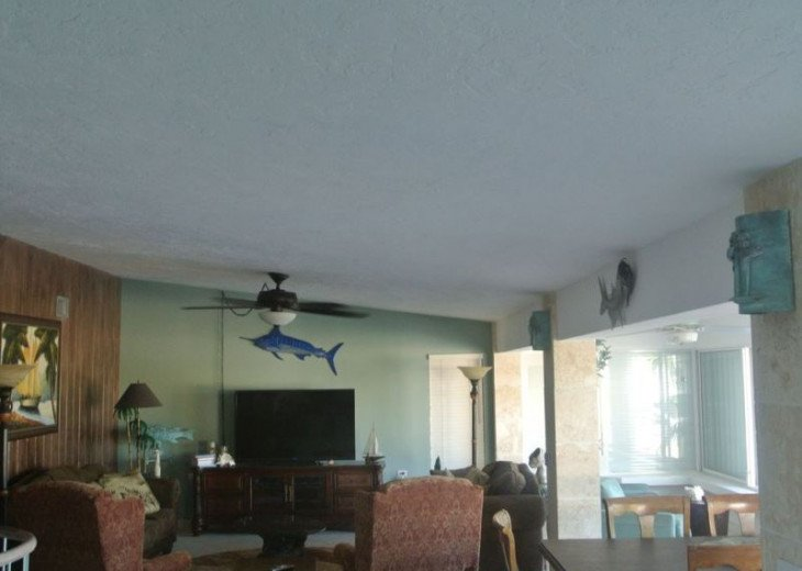 Water Front 3/3 Family and Boat Friendly Home, Great Views #12