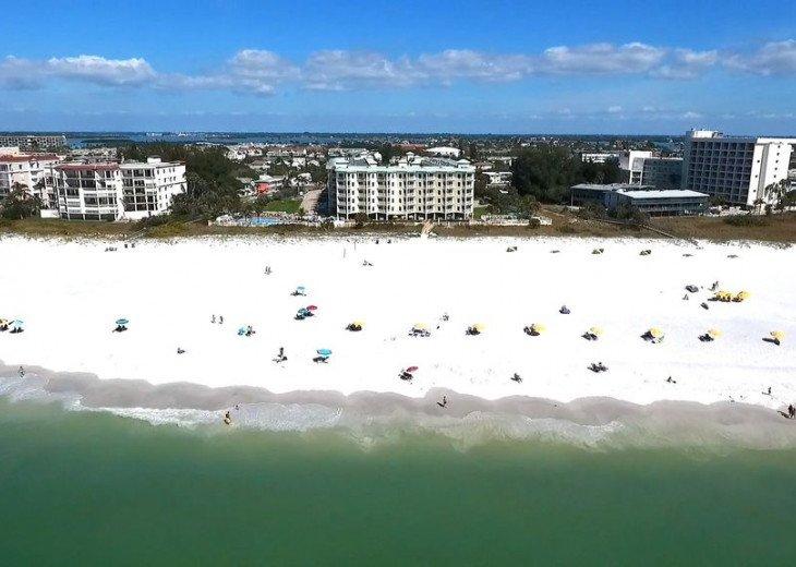 Sunset Vistas Top Floor Gulf View Beachfront King in Master & New Appliances! #45
