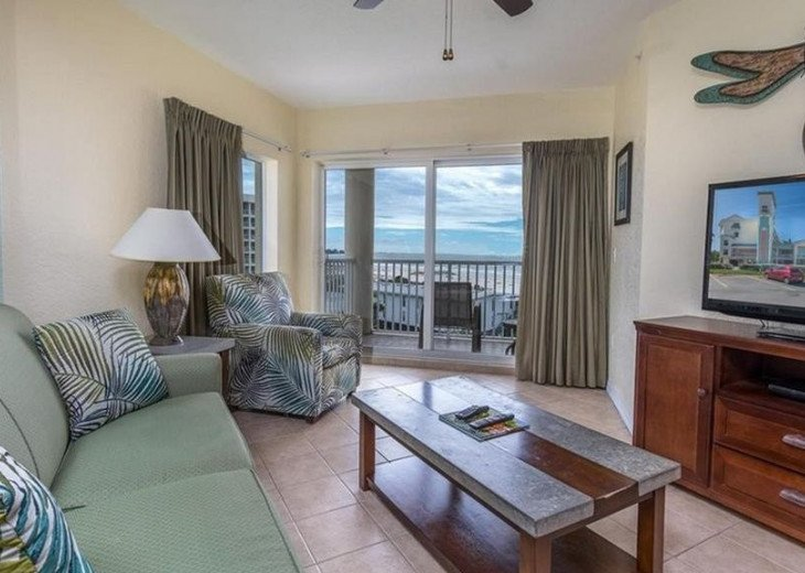 NEW LISTING 10% DISCOUNT 7 NIGHTS TOP FLOOR GULF VIEW SUNSET VISTAS KING MASTER #1