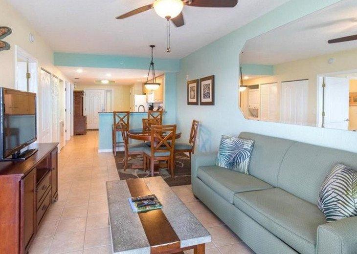 Sunset Vistas Top Floor Gulf View Beachfront King in Master & New Appliances! #3