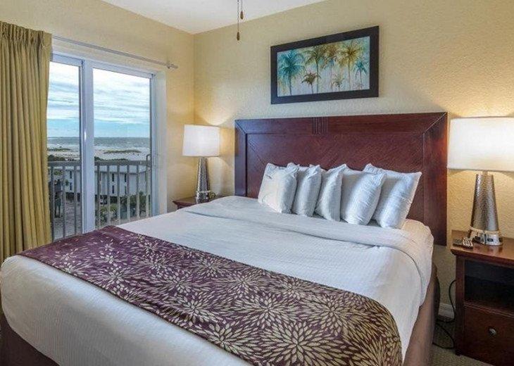 Sunset Vistas Top Floor Gulf View Beachfront King in Master & New Appliances! #11