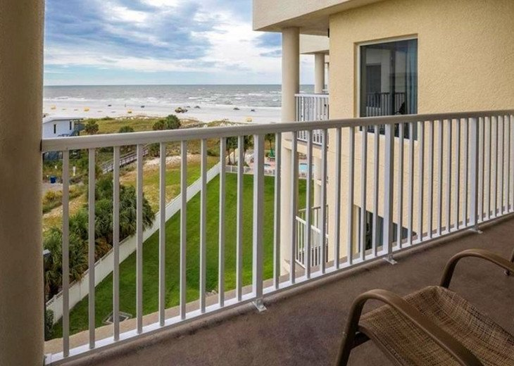 Sunset Vistas Top Floor Gulf View Beachfront King in Master & New Appliances! #9