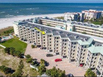 Sunset Vistas Top Floor Gulf View Beachfront King in Master & New Appliances! #1