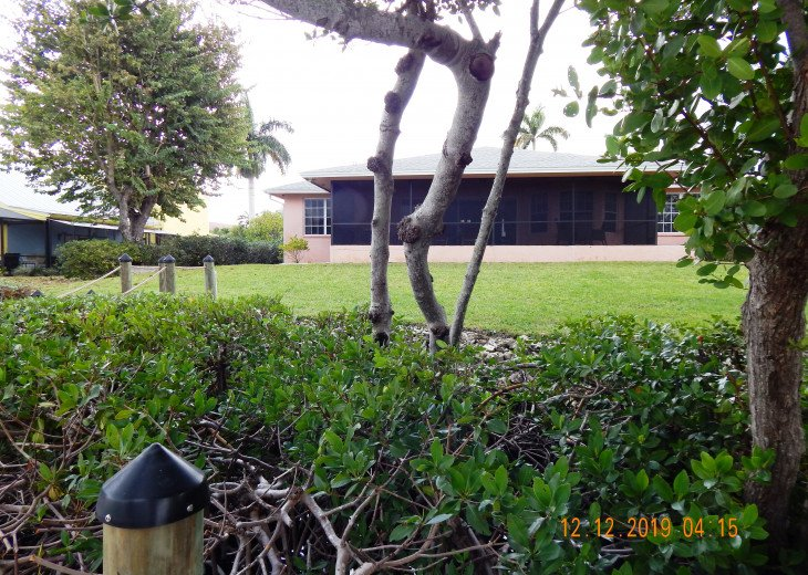 Private Caroland Home w 24 ft. Boat Dock on Little Hickory Island on Estero Bay #2