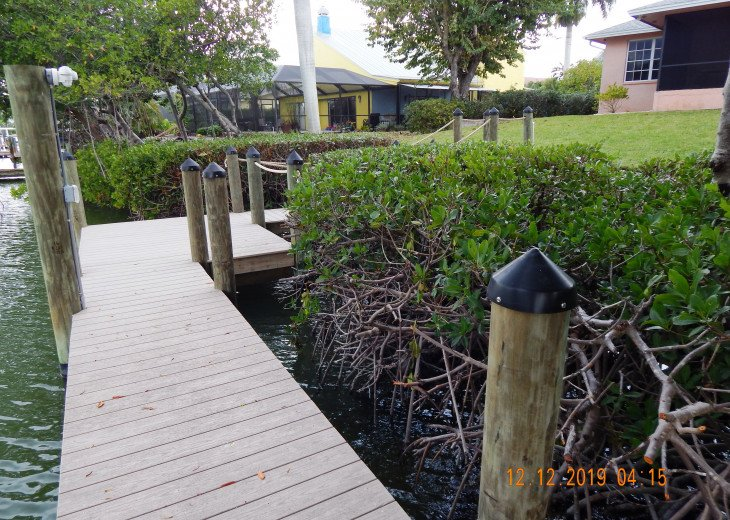 Private Caroland Home w 24 ft. Boat Dock on Little Hickory Island on Estero Bay #9