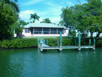 Private Caroland Home w 24 ft. Boat Dock on Little Hickory Island on Estero Bay #1