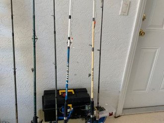 Fishing gear, includes large net