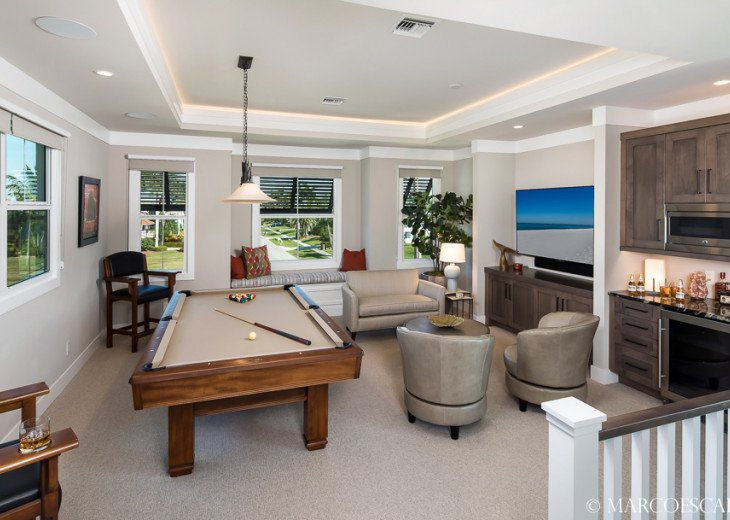 BONITA BLEU - 5 Bedroom Sun Filled Luxury, Due South Exposure, Walk to Beach! #23