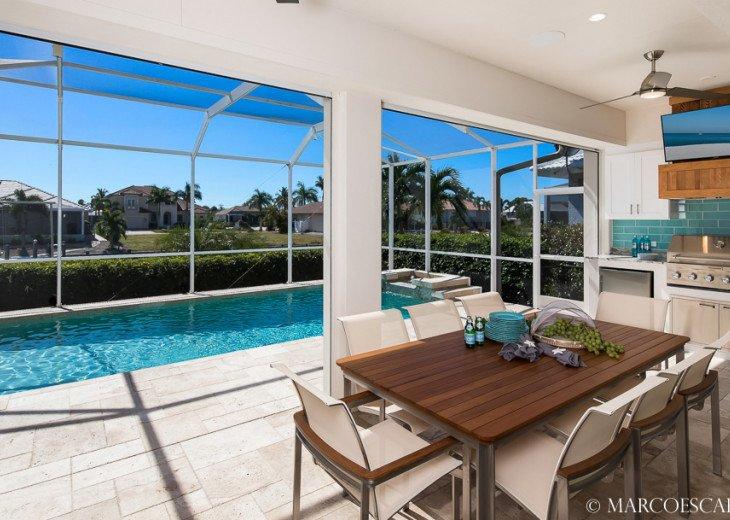 BONITA BLEU - 5 Bedroom Sun Filled Luxury, Due South Exposure, Walk to Beach! #4