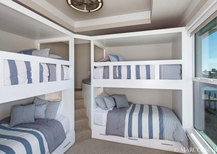 BONITA BLEU - 5 Bedroom Sun Filled Luxury, Due South Exposure, Walk to Beach! #27