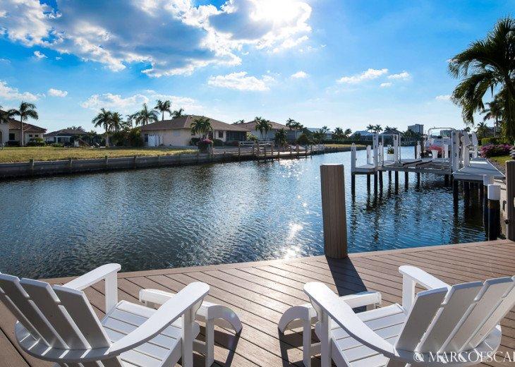 BONITA BLEU - 5 Bedroom Sun Filled Luxury, Due South Exposure, Walk to Beach! #9